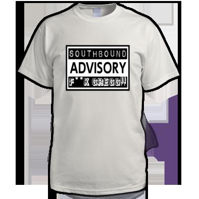 Southbound Advisory T-Shirt