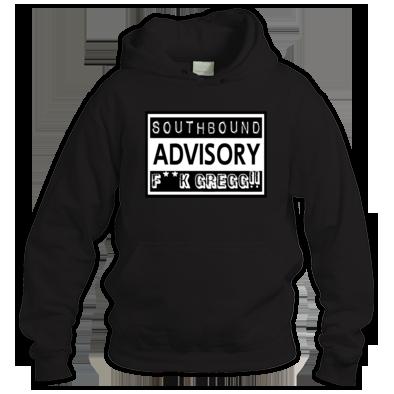 Southbound Advisory Hoodie