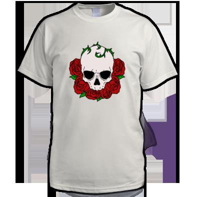 Floral Skully
