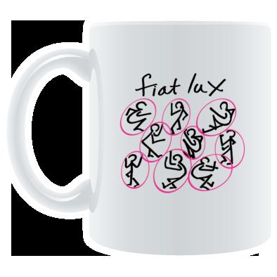 Fiat Lux Mug