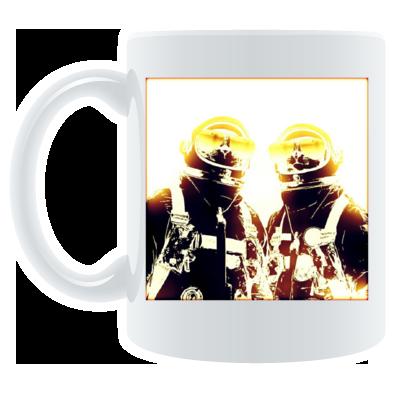 The Audioboyz 'Funky Beatz' Mug