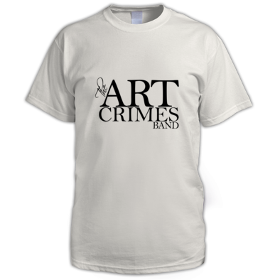 The Art Crimes Band Logo Black Men's