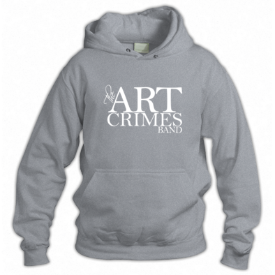 The Art Crimes Band Hoodie