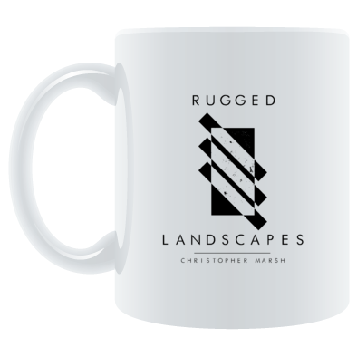 Rugged Landscapes Mug