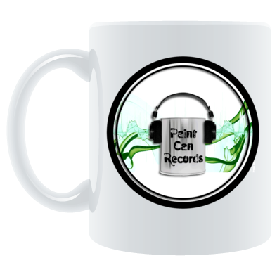 Paint Can Records Mug