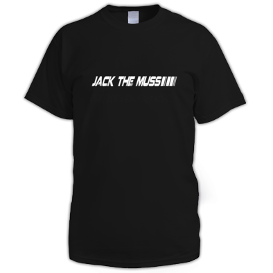 Men's T-shirt - Jack The Muss logo 2018