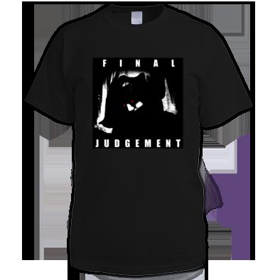 Final Judgement mens t-shirt