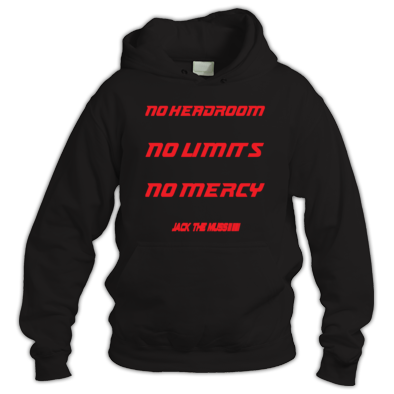 JTM No Mercy jersey (customizable)