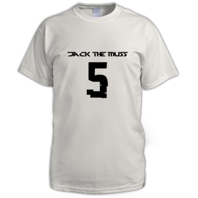 JTM 5 mens t-shirt (customizable)