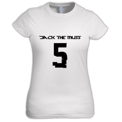 JTM 5 womens t-shirt (customizable)