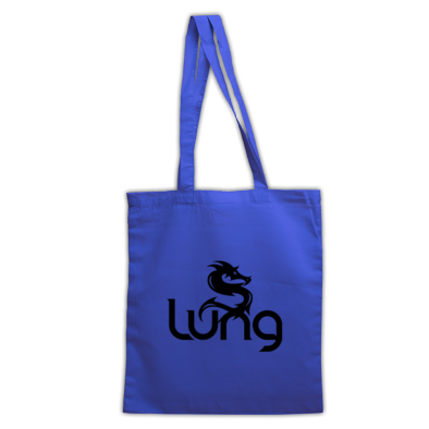 Lung Logo - Large/ Black