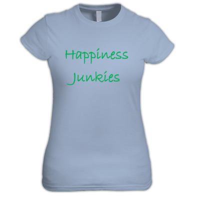 Happiness Junkies band logo
