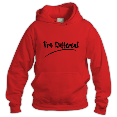 I'm Different Pullover Hoodie