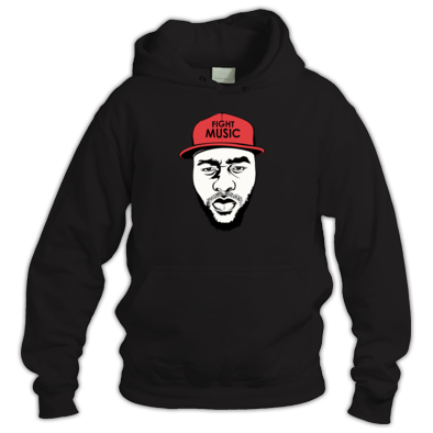 Fight Music Pullover Hoodie