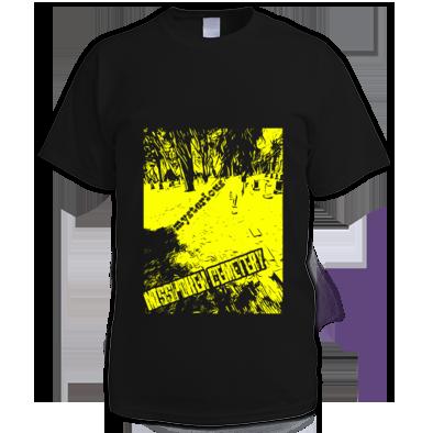 Misspoken Cemetery T-Shirt