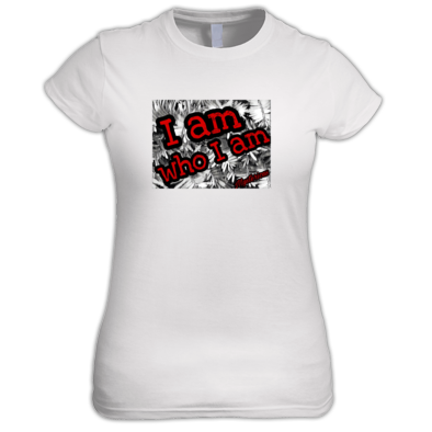 Mysterious (I am who I am) Woman's T Shirt