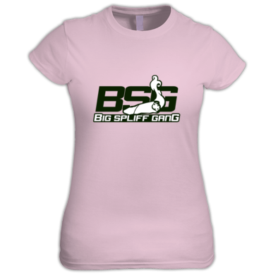 BSG Ladies Logo Tee