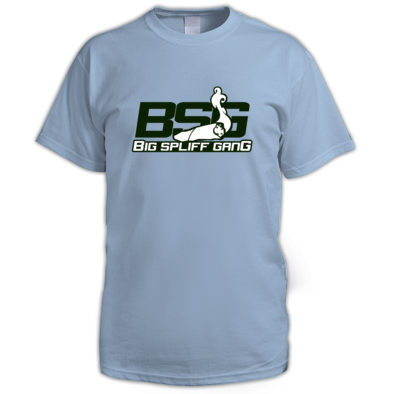 BSG Male Logo Tees