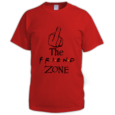 FriendZone Men's Tee