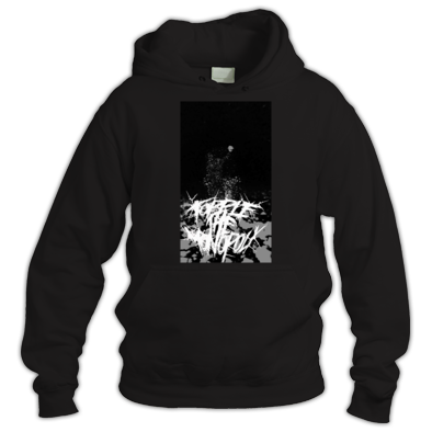 topple the monopoly hooded figure