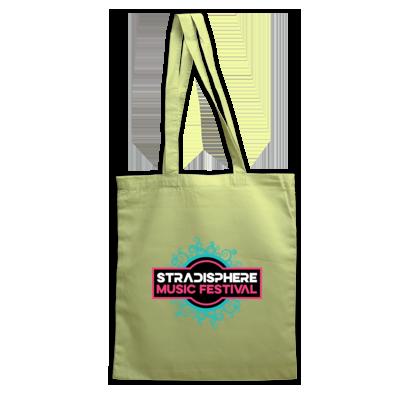 Stradisphere Tote Bag (natural and black)