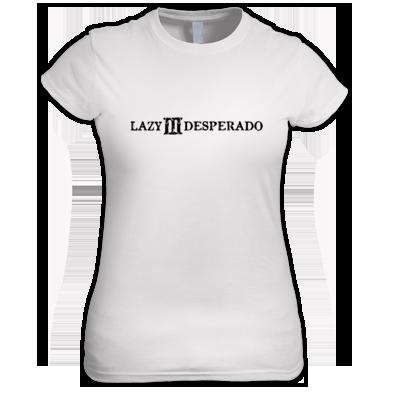 Roman Numeral Desperado Women's Shirt