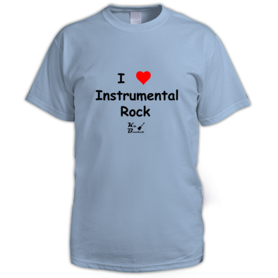 Instrumental Rock Men's T-Shirt