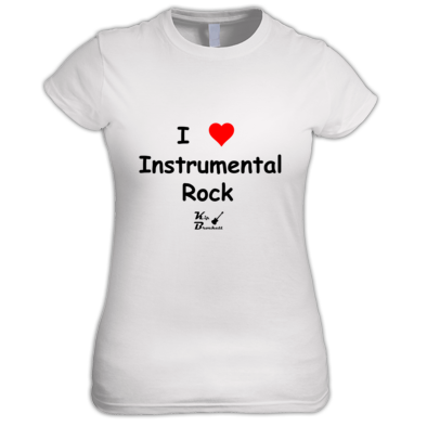 Instrumental Rock Women's T-Shirt