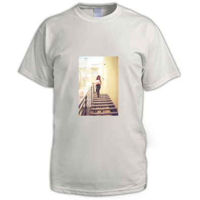 Stairs Photo Men T-Shirt