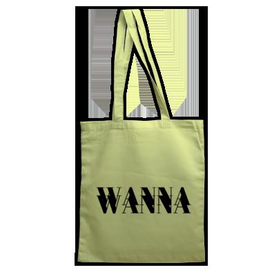 Wanna  tote bag