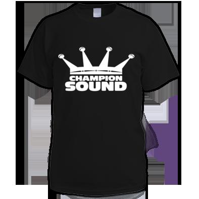 Champion Sound Crown Tee
