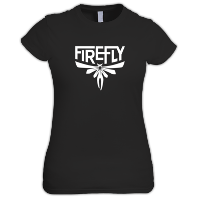 Firefly Logo white