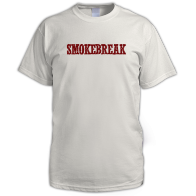 SmokeBreak t-shirt