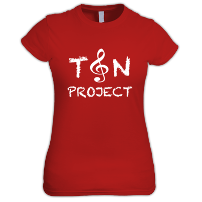 T&N Project Woman T White Logo