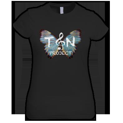 T&N Butterfly Women's Tee