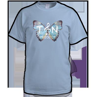 T&N Butterfly Man's Tee