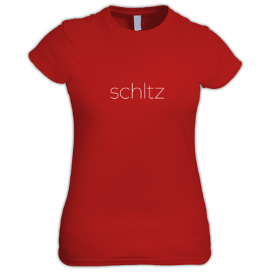 Schltz Ladies' T-Shirt