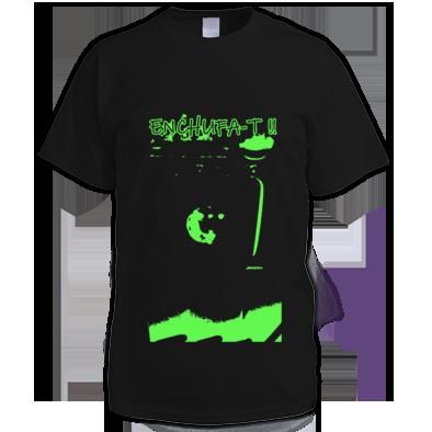 Green on Black