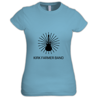 KFB Guitar Star Women's T