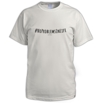 #NoProblemsInLife Men Fan Shirt