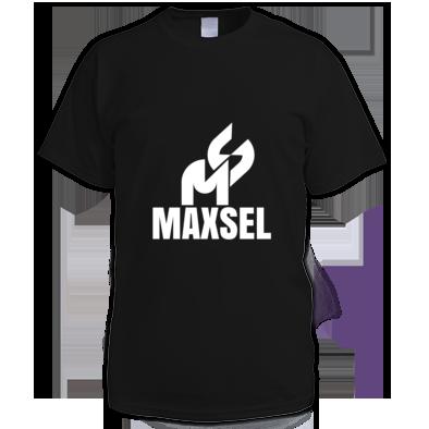 Maxsel Logo Men's T-Shirt