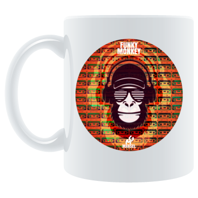 Funky Monkey Artwork