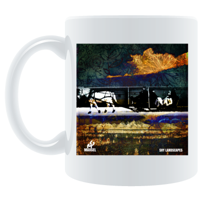 Shy Landscapes Song Mug