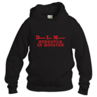 Dustin Lee Martin Hungover In Houston LOGO