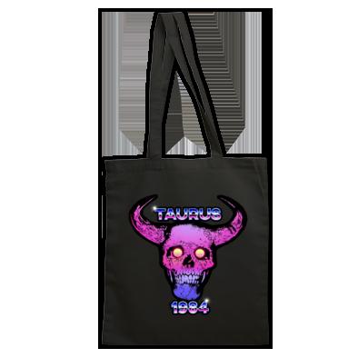 Taurus 1984 Tote bag