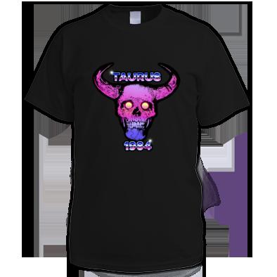 Taurus 1984 Logo T-shirt