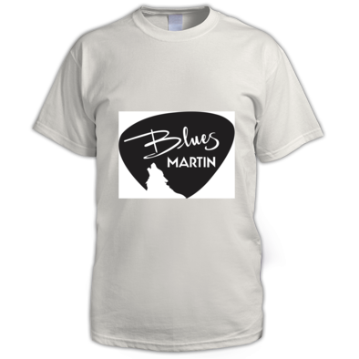 Blues Martin Logo