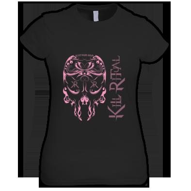 Kill Ritual Pink Skull