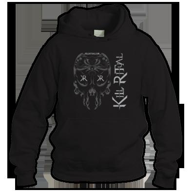 Kill Ritual Skull Hoodie