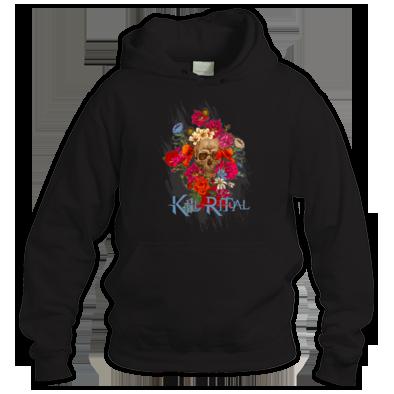 Kill Ritual Skull and Roses Hoodie